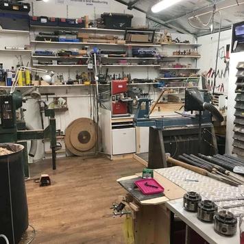 Ambrose & Brid Woodturning Courses
