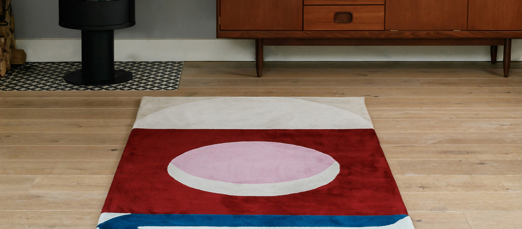 Arts and Crafts Movement: The new collaborative rug collection by Ceadogán Rugmakers