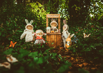 Future Heirlooms: Guadalupe's whimsical handmade toys