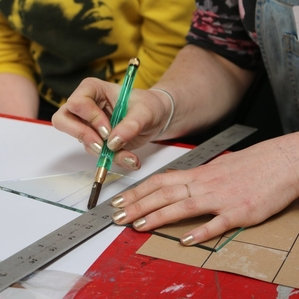 Stained Glass Terrarium Workshop