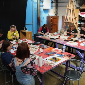 Stained Glass Panel Workshop