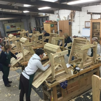 Adirondack Chair Course