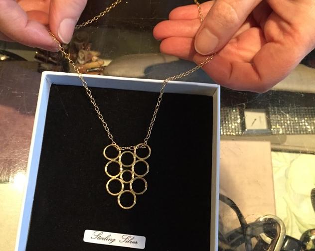 Deblaca jewellery gold i am dreaming multiple dreamings 2
