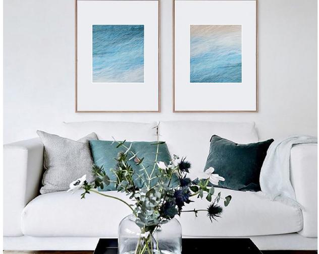 Geraldine leonard wild atlantic way framed client room