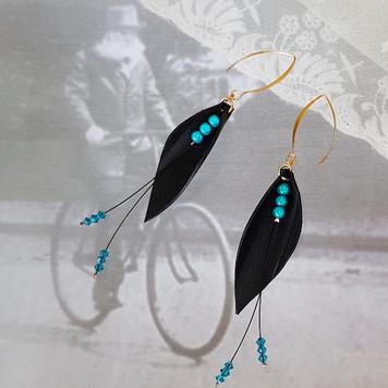 Up Cycle Earrings