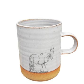 Irish Cob Straight Mug