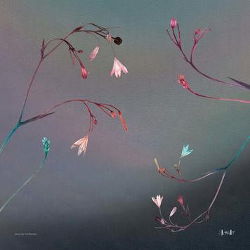 """""""Kerry Lily"""" Silk Necktie"""