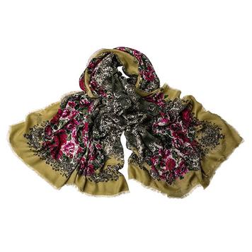 'Róisín' Silk Scarf