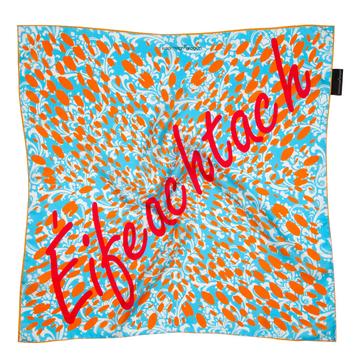 Empowerment 'Éifeachtach' Silk Scarf