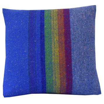 """Handwoven Tweed 18"""" Cushion"""