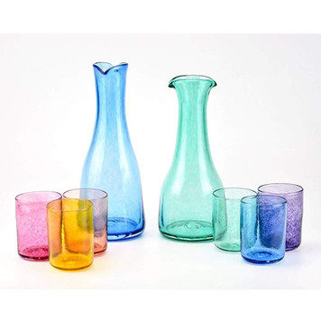 Jerpoint Glass Rainbow Collection