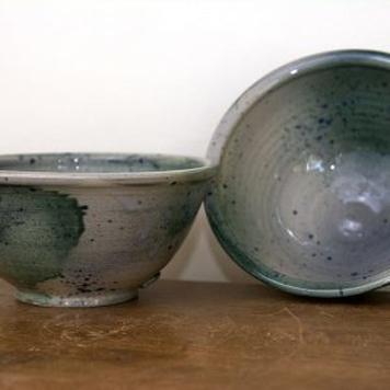 Large speckled Porridge bowl