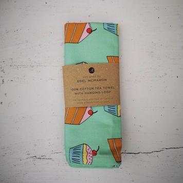 Tea towel: Cake Design