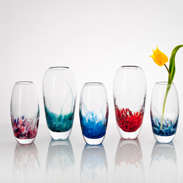 Small Tulip Vases