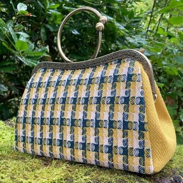 'Eilish' Kiss Clasp Bag