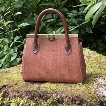 'Esme' Vintage Style bag