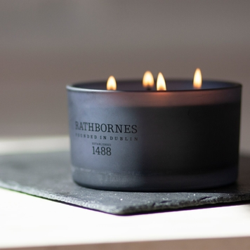 Dublin Dusk Luxury 4 Wick Scented Candle