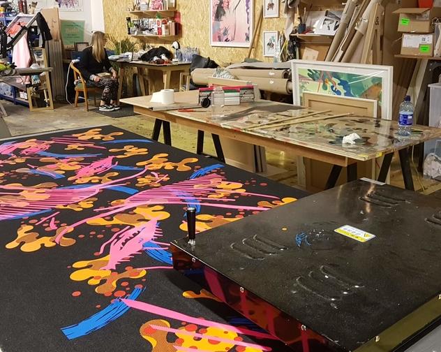 Jill Gill Studio 1