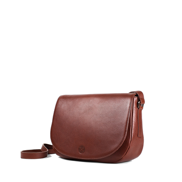 Carmel Large Saddle Bag