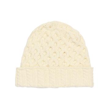 Luxe Aran Hat