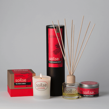 Gift Set – 1 Diffuser, 1 Boxed & 1 Travel Candle