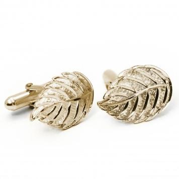 Gold Hazel - C - Coll Cufflinks