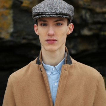 Vintage Cap Tweed