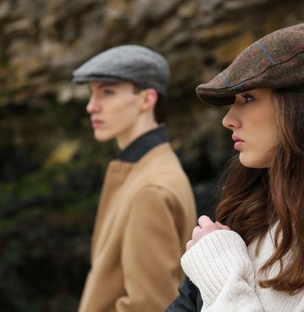 Donegal Touring Tweed Cap