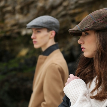 Donegal Touring Tweed Cap