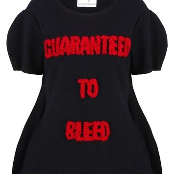Guaranteed to Bleed Top
