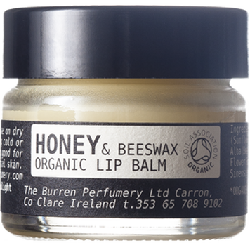 Sweet Orange and Honey Lip Balm