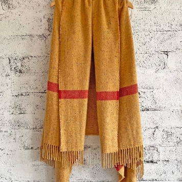 Biscuit Blanket Coat
