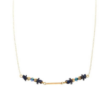 Refraction Chain Necklace