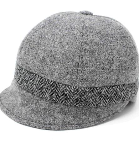 Slieve League Hat Tweed