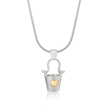 Bucket of Love Pendant
