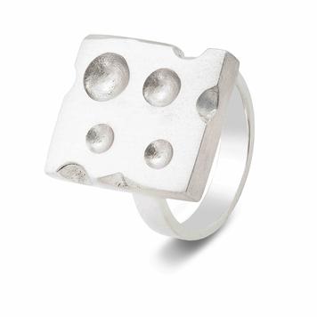 Swiss Cheese Ring