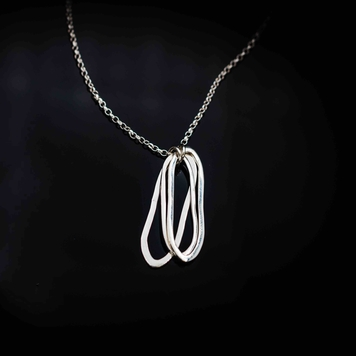 Tooreen Silver Pendent
