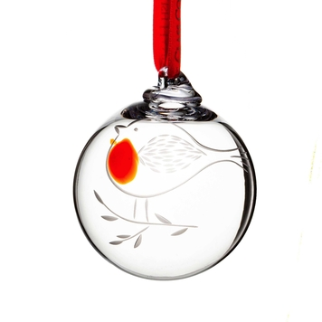 Robin Redbrest Bauble