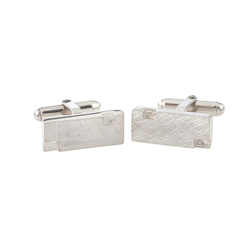 City Landscape - Oblong cufflinks