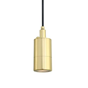 Ennis Brass Pendant Light