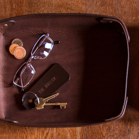 Leather Trays