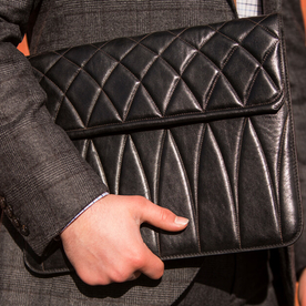 Quilter Leather Accessories