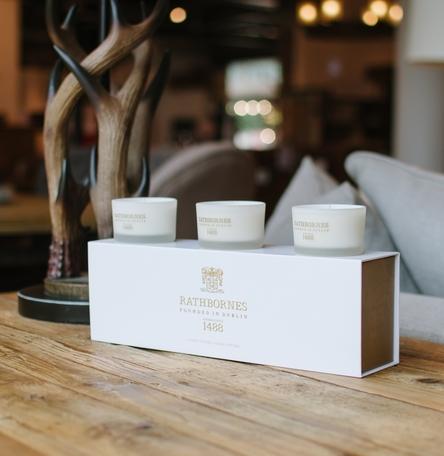 Travel Candle Gift Set