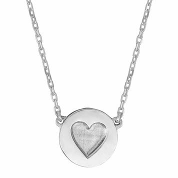 Kids Heart Necklace