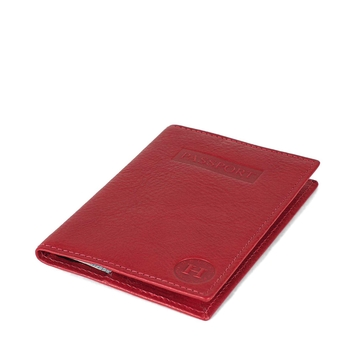 Holden Passport Cover in Red