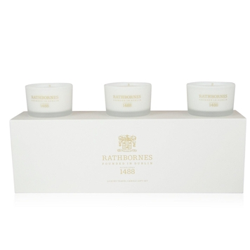 Travel Candle Gift Set