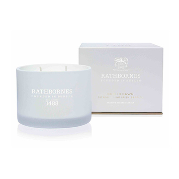 Dublin Dawn Luxury Candle