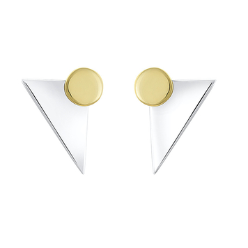 Courage Stud Earrings