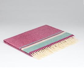 Sugar Pink Baby Blanket