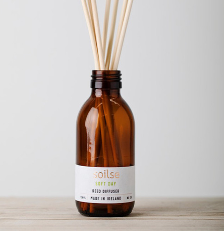 Apothecary reed fragrance diffuser